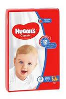 Підгузник Haggies Classic 4 50шт