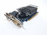 Видеокарта б/у ASUS GT520 1Gb 64 bit SILENT