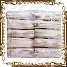 Зубочистки деревянные 10 уп./в спайке