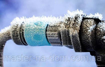 Несколько способов, что бы подготовить Вашу сантехнику к зиме