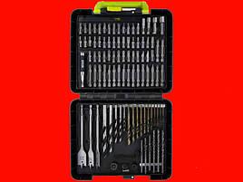 Набор из 95 предметов для дрелей и шуруповеров RYOBI RAK95DDF