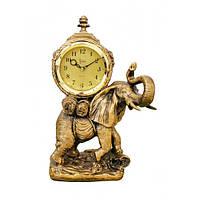 Каминные часы Слон Jibo 525