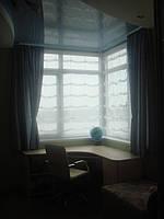 Пошив штор, гардин. покрывал