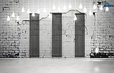 Трубчатые дизайнерские радиаторы отопления