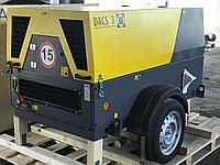 Компрессоры передвижные DACS 3 с производительностью 3,6 м3/мин