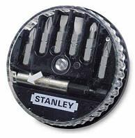 Биты Stanley Sl, Ph 7шт. + магнитный держатель