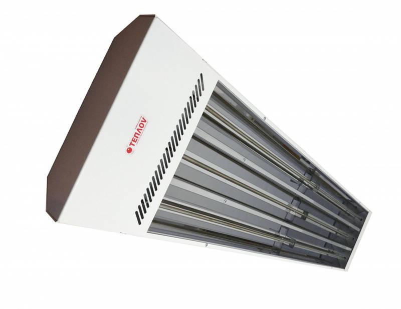 промышленные инфракрасные обогреватели Теплов П4000
