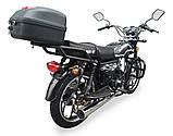 Мотоцикл Musstang Alfa MT110-2 black черный, фото 4