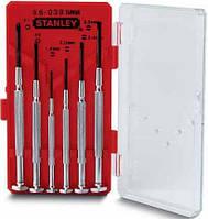 Набор отверток точной механики Stanley Watchmaker 6шт.