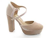 Туфли цвета нюд р. 36 - 23 см Dorothy Perkins, фото 1