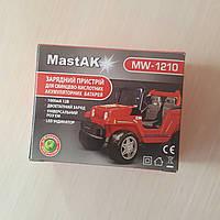 Зарядное устройство MastAK MW-1210 12V 1000mAh