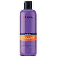 INDOLA Innova Keratin Straight Shampoo — Индола Шампунь для выравнивания волос Шаг 1 (300 мл)