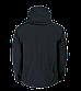Куртка тактическая СОФТ ШЕЛЛ черная, фото 2