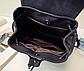 Модный рюкзак с клапаном на затяжке, фото 5