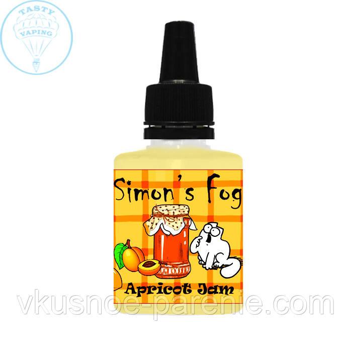 """Жидкость Simon's Fog """"Apricot Jam"""" (Абрикосовый Джем)"""