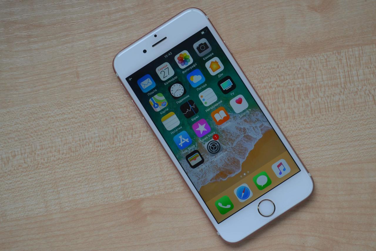 Apple iPhone 6s 16Gb Rose Gold Оригинал!