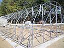 Теплица Эко Топ  6 х 40 м Премиум 6 мм, фото 6