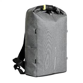 Рюкзак Bobby Urban Lite от XD Design. Увеличение объема roll top, система анти-вор. P705.502