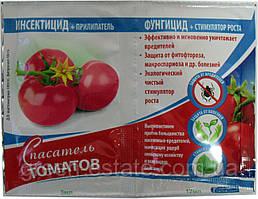 Спасатель томатов  (инсектицид+стимулятор роста+фунгицид+прилипатель) 3+12 мл