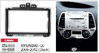 Рамка переходная Carav 11-066 Hyundai i20 2009-> 2DIN