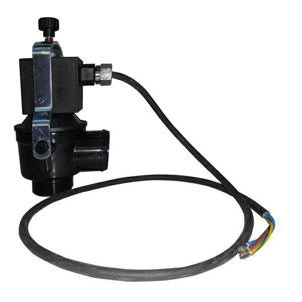 Сливной клапан SIRAI NF Ø50 400В гладкий /с резьбой