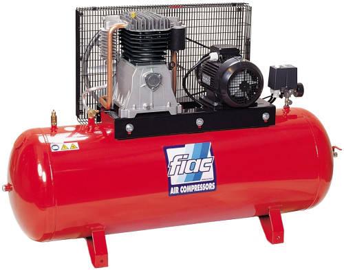 Компрессор поршневой FIAC AB 500/988 (380V)  (ресивер 500 л, пр-сть 1070 л/мин), фото 2