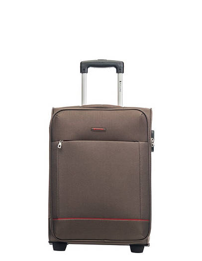 Маленький текстильный чемодан Puccini Verona на 2-х колесах