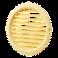 Вентиляционная решетка МВ 100 бвс бежевая