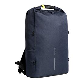 Рюкзак Bobby Urban Lite от XD Design. Увеличение объема roll top, система анти-вор (P705.505) Navy