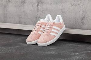 Кроссовки Adidas Gazelle Vapour Pink White