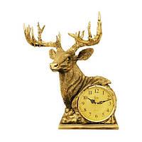 Каминные часы Олень Jibo 5603-A