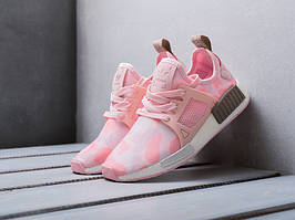 Кроссовки Adidas NMD XR1 Duck Camo Pink