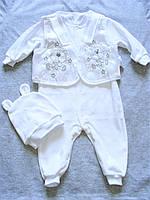Нарядные костюмы для новорожденных, комплекты. , фото 1
