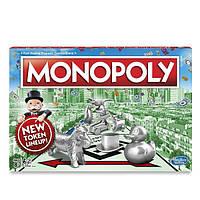 Hasbro Настольная игра Классическая Монополия Monopoly Classic Game C1009, фото 1
