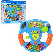 Музыкальный руль с пианино Play Smart арт. 7526