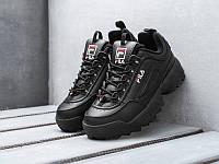 Кроссовки Fila Disruptor Black, фото 1