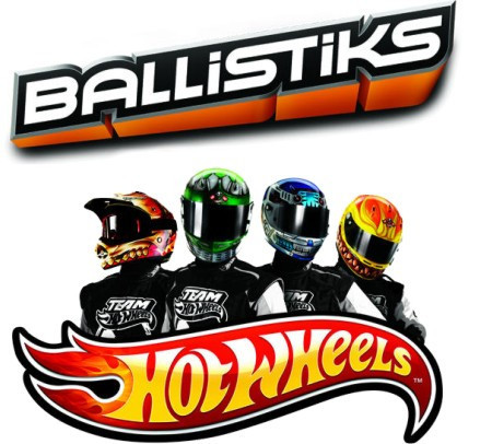 Hot Wheels Ballistiks -FULL FORCE
