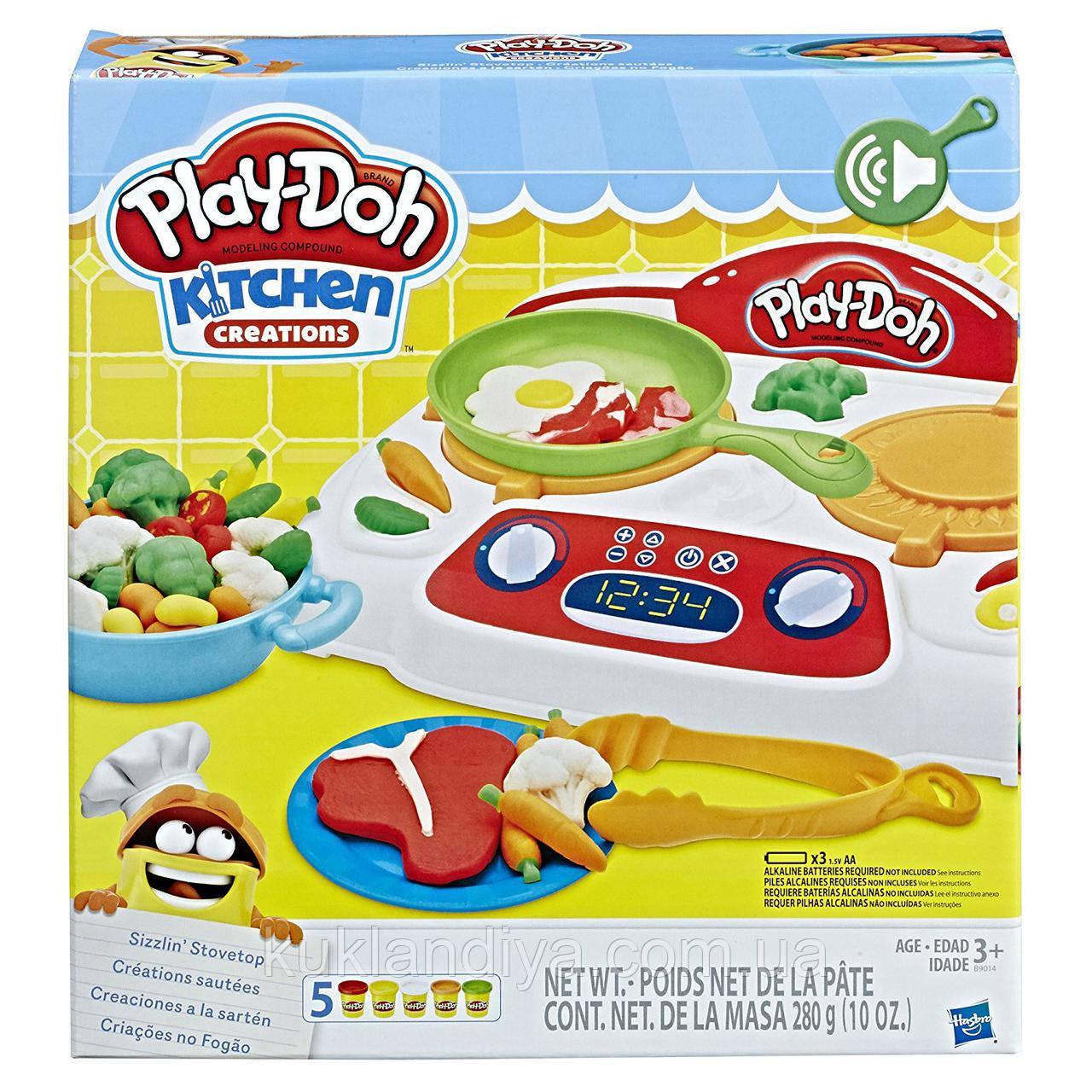 Play-Doh Игровой набор Веселая кухня Kitchen Creations
