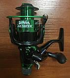 Катушка с байтранером Diwa J12-60frm, 3bb пластик, фото 2