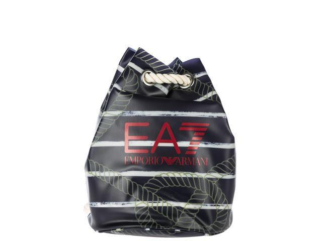 Рюкзак SEA WORLD BEACH ALLOVER PVC w backpack Emporio Armani EA7 оригинал