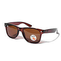 Копия Очки Ray Ban Wayfarer brown (replica) 94cfe35bb741a