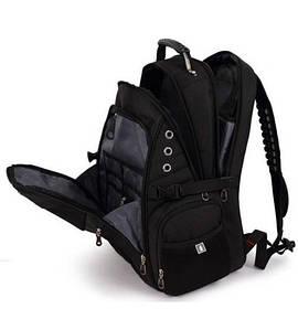 Городской рюкзак  SwissGear 8810 с AUX, USB + дождевик