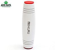 Деревянная игрушка Мокуру (mokuru) - антистресс Белая