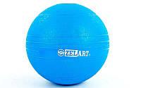 Мяч для кроссфита и фитнеса Slam Ball 4кг
