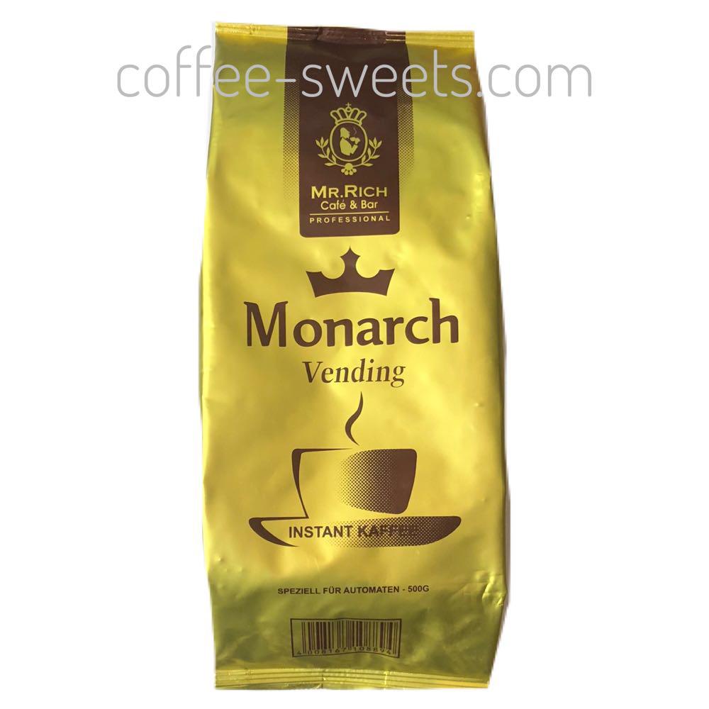 Кофе растворимый Mr. Rich Monarch Vending 500г