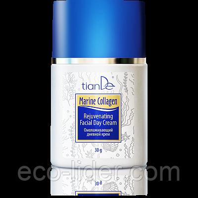 Омолаживающий дневной крем Marine Collagen TianDe, 30 г