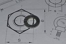 Шайба М2 оцинкованная ГОСТ 11371-78