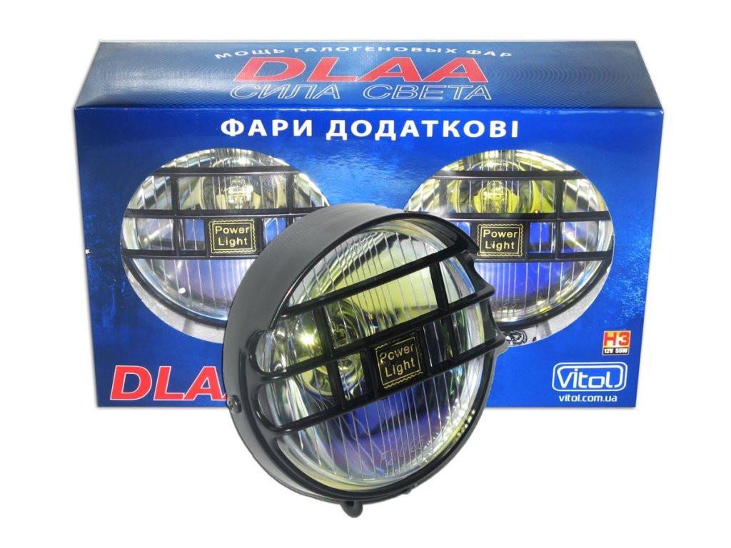 Фары доп. DLAA 1090 B-RY/H3-12V-55W/D=128mm