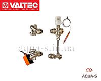 Насосно-смесительный узел для теплого пола Valtec DUALMIX 130 мм. VT.DUAL.0