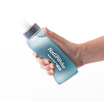 Фляга складна 0,42 л з поїлкою NatureHike Soft Flask NH17S028-B, фото 2